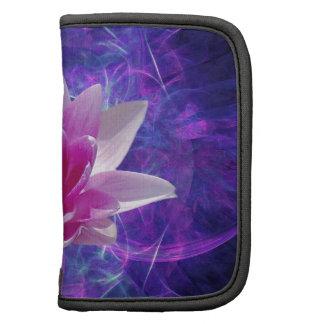 Flor y significado de loto rosada planificador