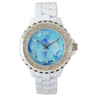 Flor y significado de Lotus azul Reloj