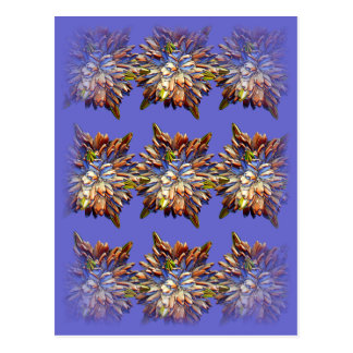 Flora 003 postcard
