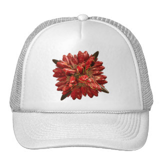 Flora 023 mesh hat
