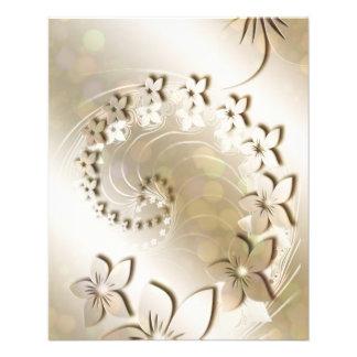 flora-108072 DIGITAL FRACTALS ART CLASSIC VICTORIA Flyer