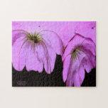 Flora abstracta puzzle