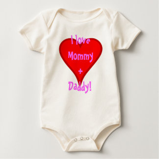 Flora and Fauna For Infants` Baby Bodysuit