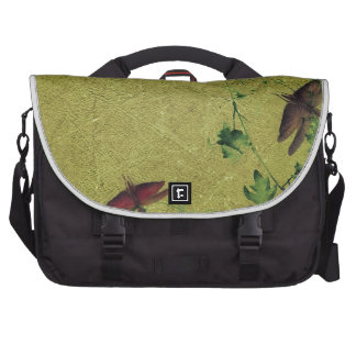 Flora and Fauna Laptop Commuter Bag