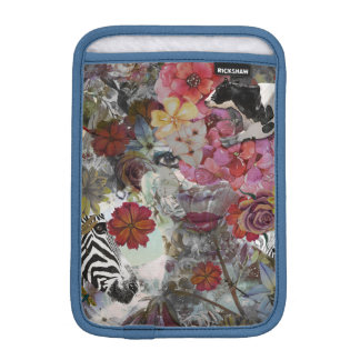 Flora and Fauna Sleeve For iPad Mini