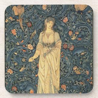 Flora antigua de William Morris Posavaso