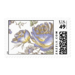 Flora Budding by Ceci New York Postage Stamp