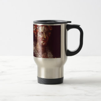 Flora by Giuseppe Arcimboldo Travel Mug