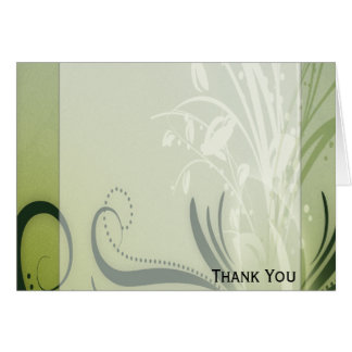 Flora Stationery Note Card