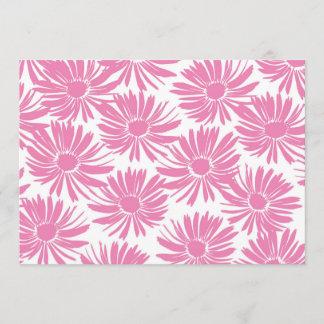 Flora Custom Stationery Note Card