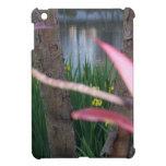 Flora de la charca iPad mini protectores