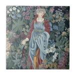 Flora de William Morris Azulejo Cerámica