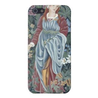 Flora de William Morris iPhone 5 Protectores