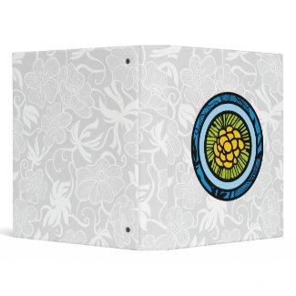 Flora Deco binder