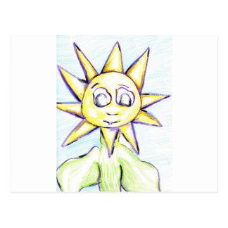 Flora del solenoide tarjetas postales