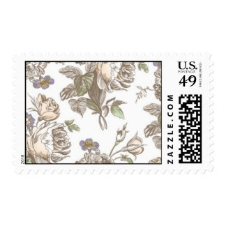 Flora Delicacy by Ceci New York Postage