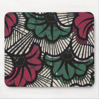 Flora Duster 2 Mouse Pad