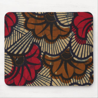 Flora Duster Mouse Pad