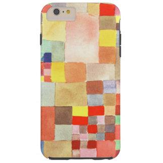 Flora en la arena de Paul Klee Funda Para iPhone 6 Plus Tough
