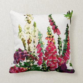 Flora exótica #1 en SunshineDazzle Cojines