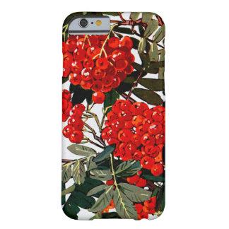 Flora exótica #5 en SunshineDazzle Funda De iPhone 6 Barely There