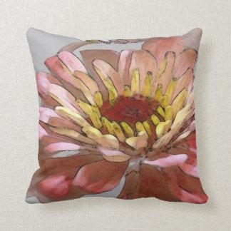 Flora exótica, almohada