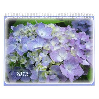 Flora fabulosa 2012 calendario
