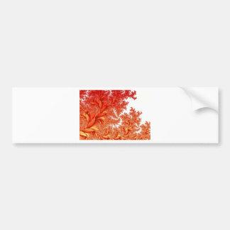 Flora Fashion Bumper Sticker