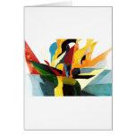 Flora & Fauna Card