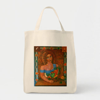 Flora - Goddess of the Seeds Tote Bag