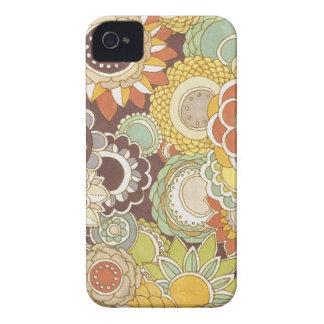 Flora in Autumn iPhone 4 Case