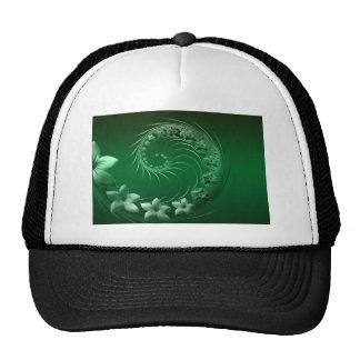 Flora Nature Color Trucker Hat