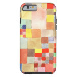 Flora on Sand by Paul Klee Tough iPhone 6 Case