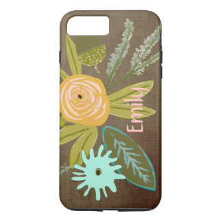 Flora Personalized iPhone  Phone case