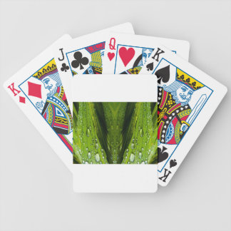 Flora Reflections in water Bicycle Playing Cards