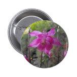 Flora rosada pin