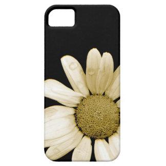 Flora Simplistic Daisy Flower Art iPhone 5 Case