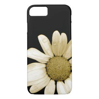 Flora Simplistic Daisy Flower Art iPhone 7 case