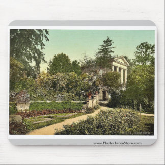 Flora Temple, park of Worlitz, Anhalt, Germany vin Mouse Pad