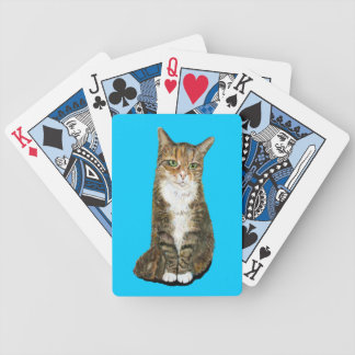 Flora the cat  Playing Cards