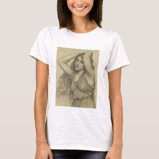 Flora with Long Hair T-Shirt