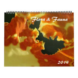 Flora y calendario de la fauna - 2014