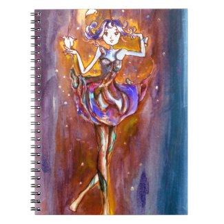 Florabella notebook