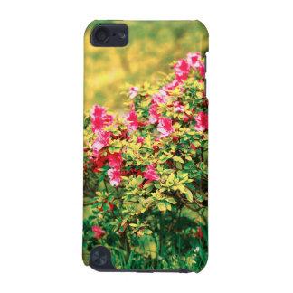 Floración de la azalea funda para iPod touch 5G