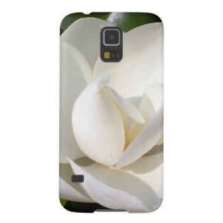 Floración de la magnolia funda para galaxy s5