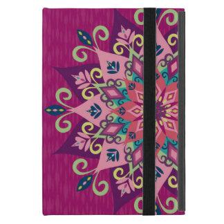 Floración de la mandala iPad mini coberturas