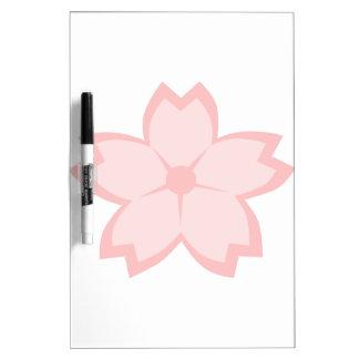 Floración de Sakura Pizarras