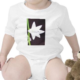 Floración del Hosta Trajes De Bebé
