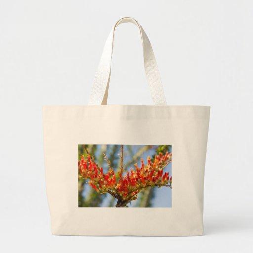 Floración del Ocotillo del sudoeste Bolsa De Mano