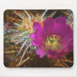 Floración encantada tapetes de ratón